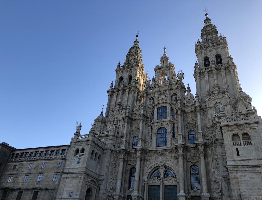 Kann ich die Compostela bekommen wenn ich in Hotels geschlafen habe?