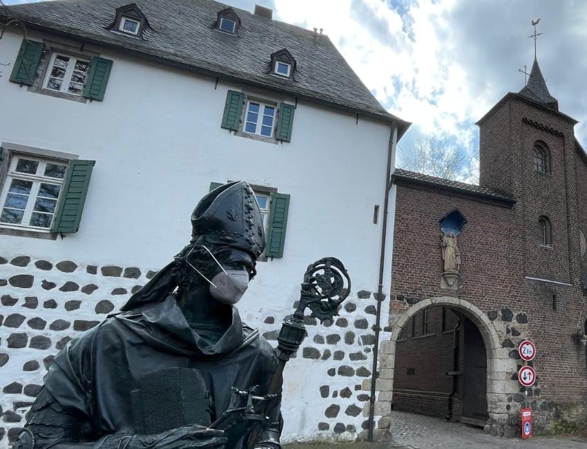Pilgern trotz Lockdown