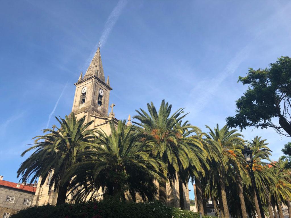 Kirche in Caldas de Reis