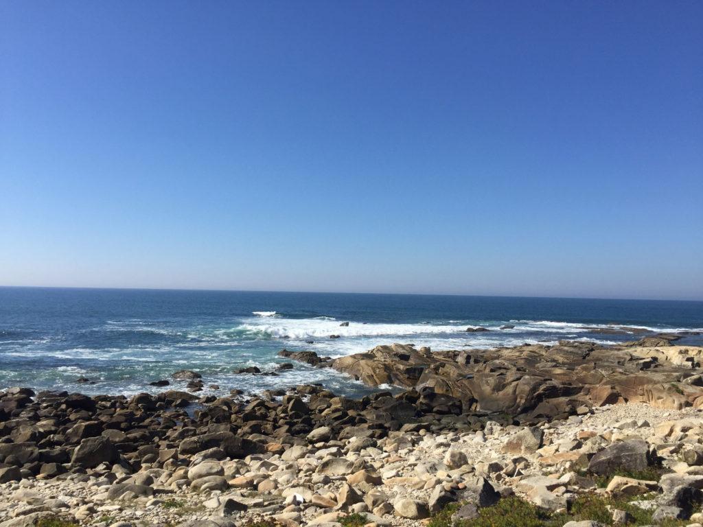 Pilgerweg am Meer südlich von Caminha