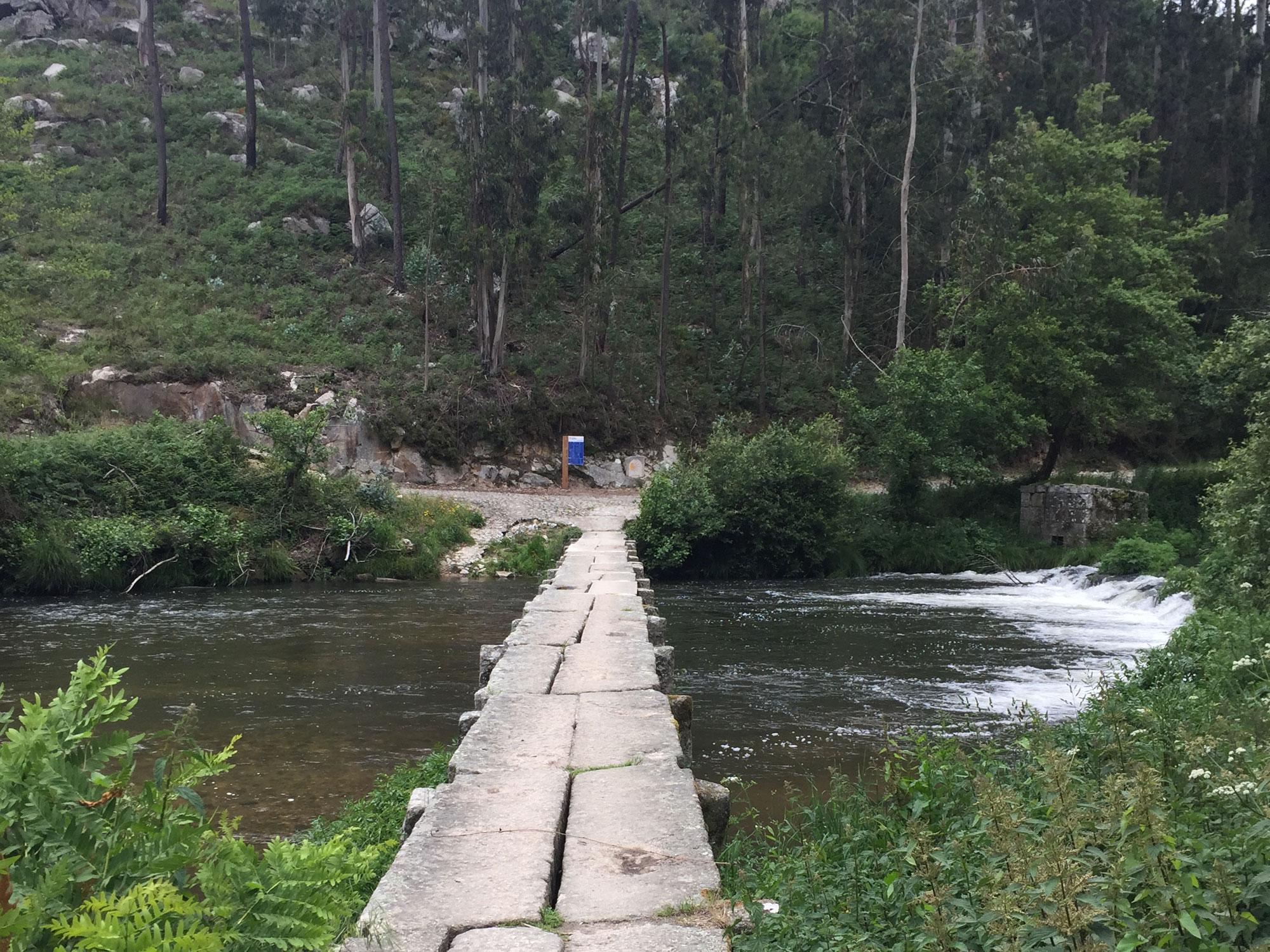 Pilgerweg zwischen Esposende und Viana do Castelo